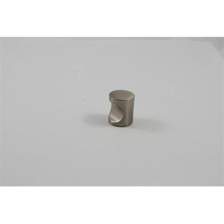 Residential Essentials 10314SN Designer Cabinet Knob, Satin Nickel