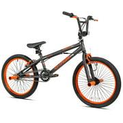 "Best Bikes For 9 Year Old Boys - Kent 20"" Chaos Boy's Bike, Matte Gray/Orange Review"