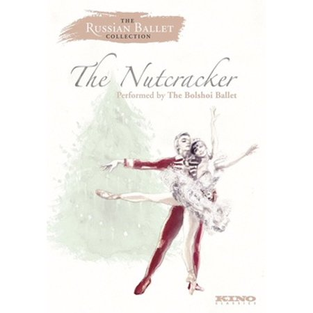 Bolshoi Ballet: The Nutcracker (DVD)