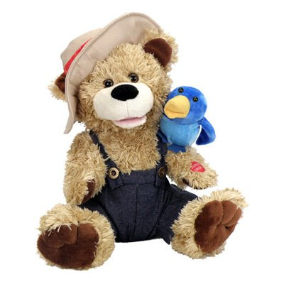Pete & Tweet: The Singing Duet Singing Plush Toy