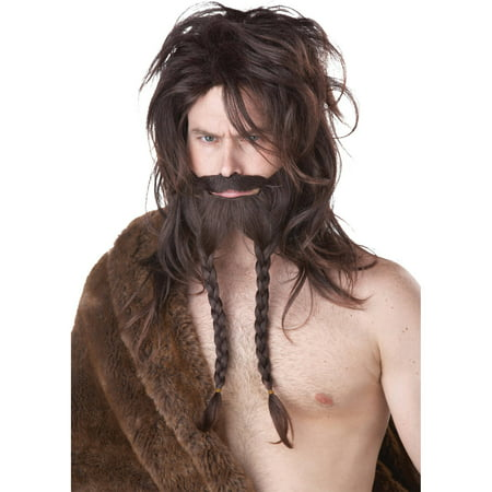 Brown Viking Kit Adult Halloween Accessory