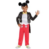 Mickey Mouse Classic Toddler Costume Multicolor