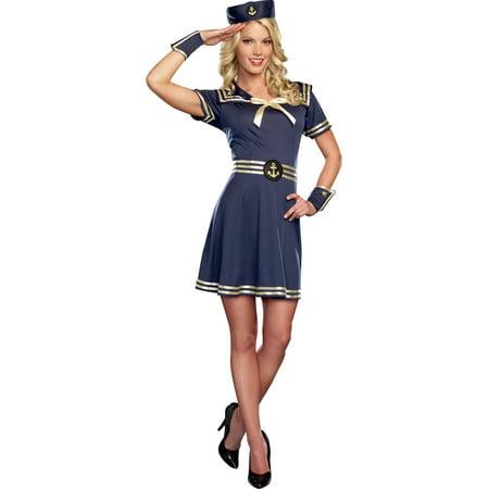 Sailor Women's Plus Size Halloween Costume - Sailor Halloween Costume Plus Size