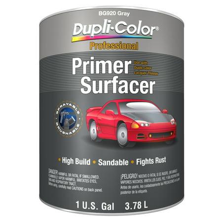 Dupli Color Paint Bg920 Dupli Color Primer Surfacer Gray