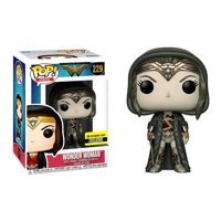 Wonder Woman Cloak Sepia Funko Pop! Heroes Exclusive