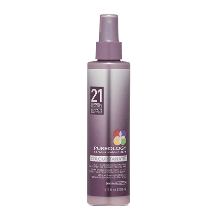 Pureology Color Fanatic Color Treated Hair Spray, 13.5 Oz](Black Hairspray Com)