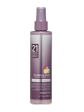 Pureology Color Fanatic Multi-Benefit Leave-In Hairspray, 13.5 Oz