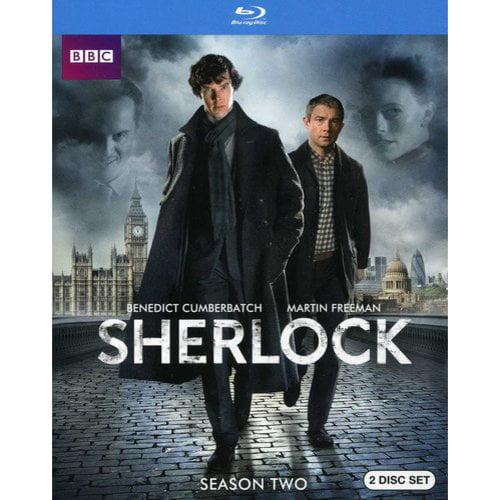 Sherlock: Season Two (Blu-ray) (Full Frame)