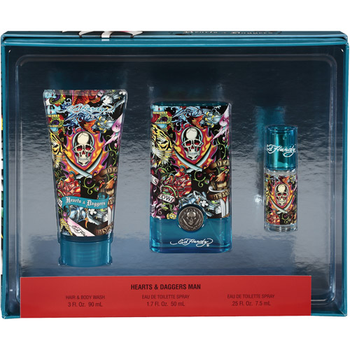 Ed Hardy Hearts & Daggers Gift Set for Men