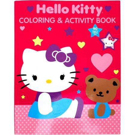 hello kitty coloring book 90 pgs - Hello Kitty Coloring Book