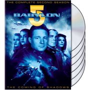 Babylon 5: The Complete Second Season by WARNER HOME ENTERTAINMENT