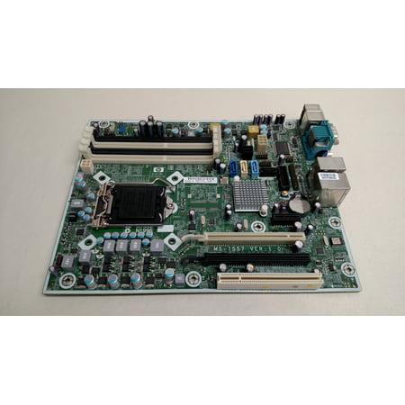 - Refurbished HP 505802-001 Elite 8100 SFF LGA 1156/Socket H DDR3 SDRAM Motherboard