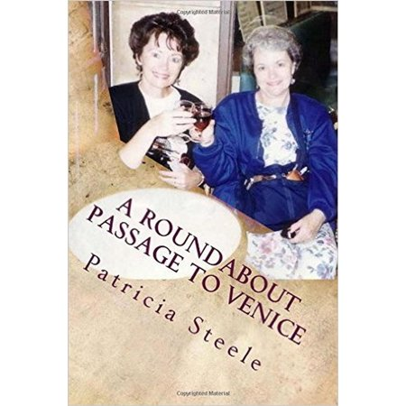 A Roundabout Passage to Venice - eBook