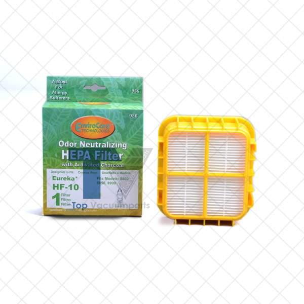 Eureka Type HF10, Capture Upright Bagless Vacuum Cleaner Hepa Filter // 936