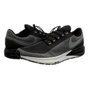 Nike Air Zoom Structure 22 Shield Women's Running Shoe Black/White-Cool Grey-VAST Grey 10.5