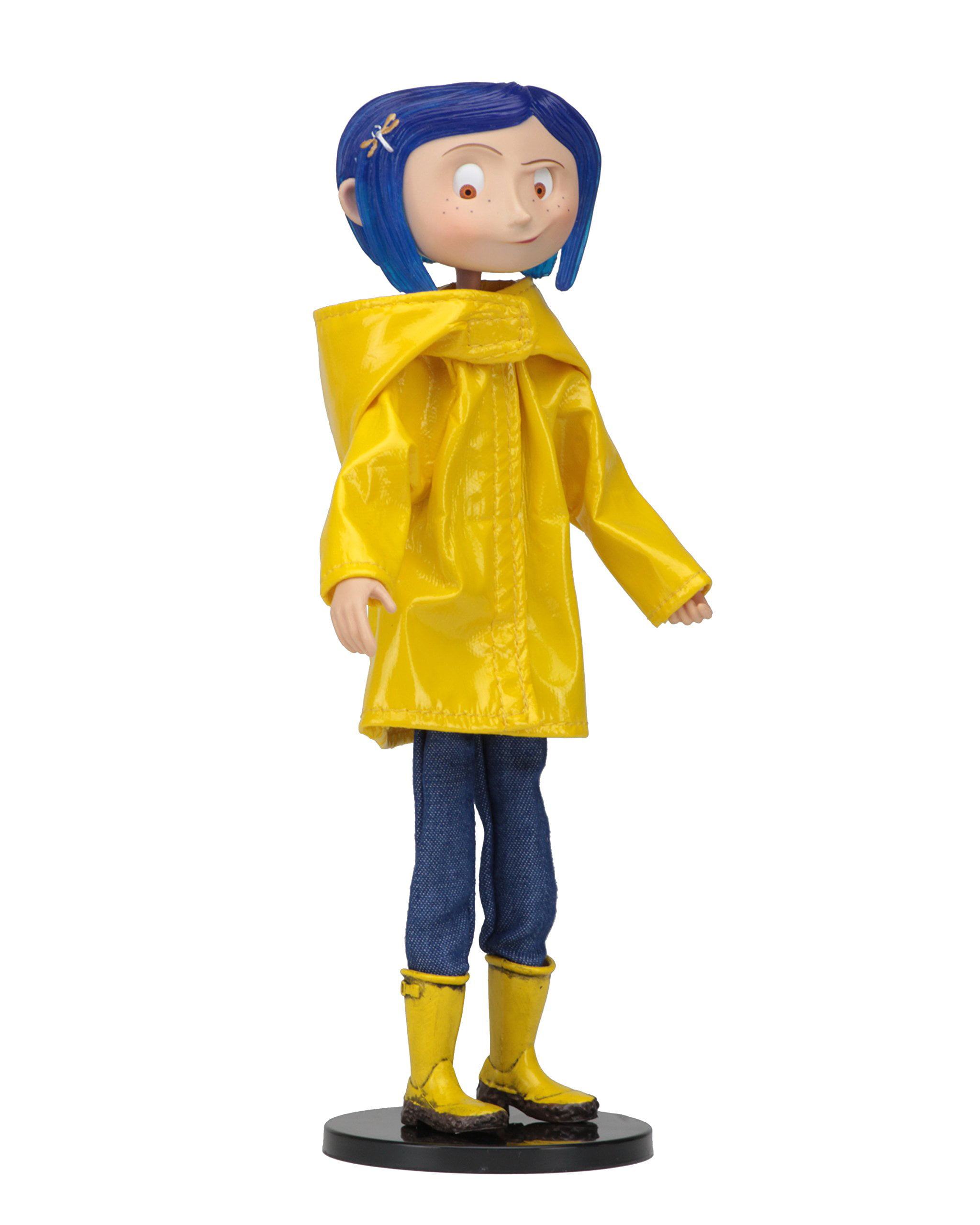 Coraline Bendy Fashion Doll Rain Coat Walmart Com Walmart Com