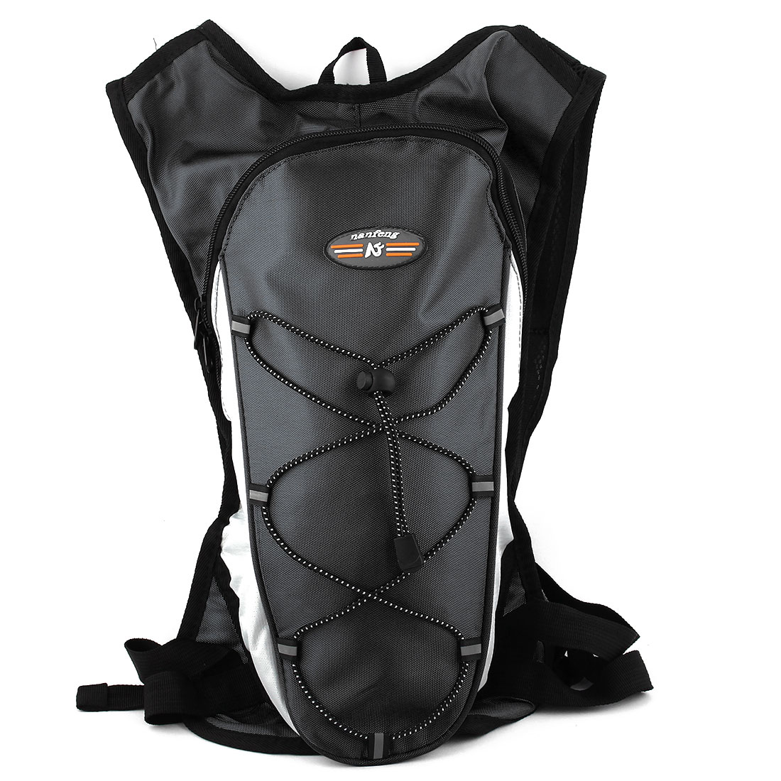 Outdoor Hiking Camping Cycling Water Bladder Bag Hydration Backpack Pack Black by Unique-Bargains