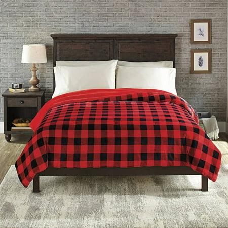 Better Homes And Gardens Velvet Plush Comforter