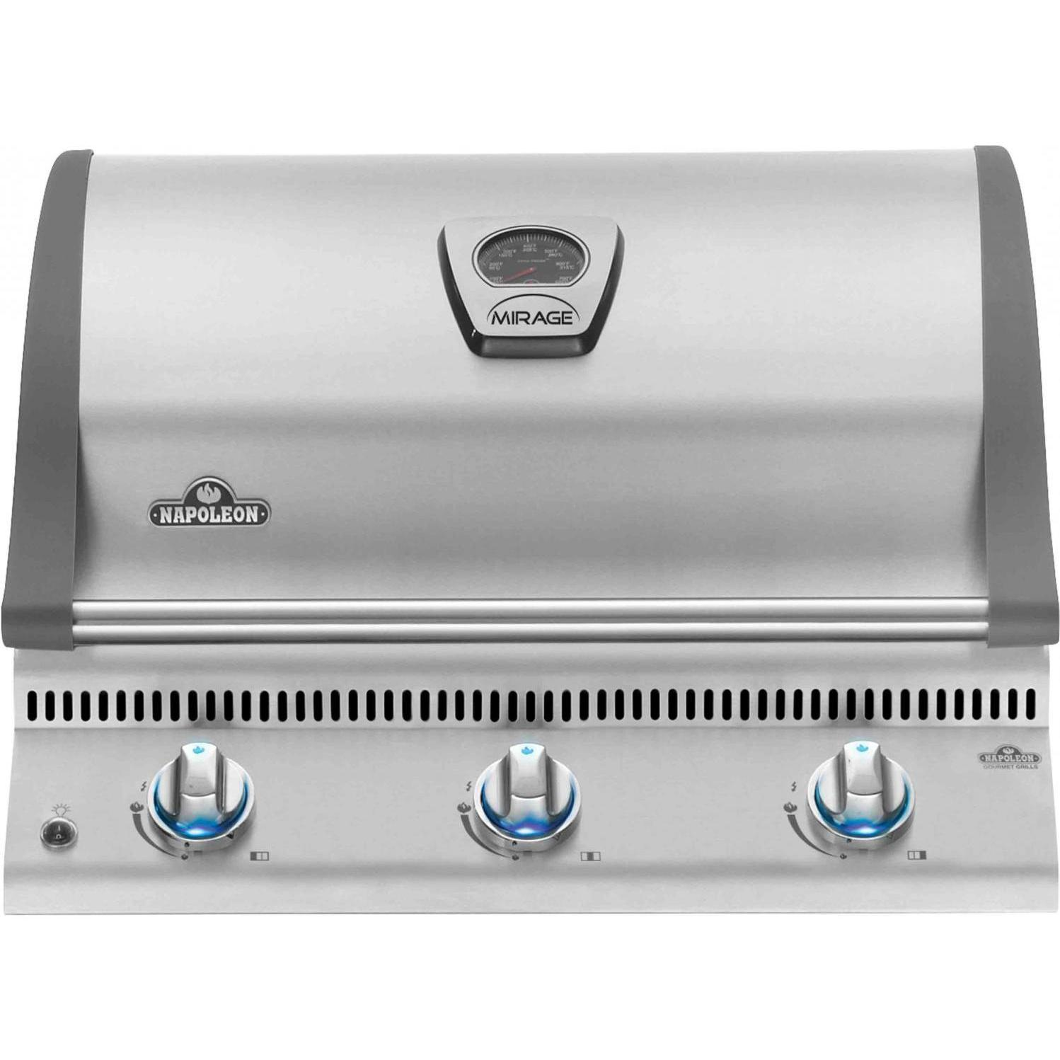 Napoleon BIM485PSS-2 Built-In Mirage 485 Propane Grill with Bottom Burners