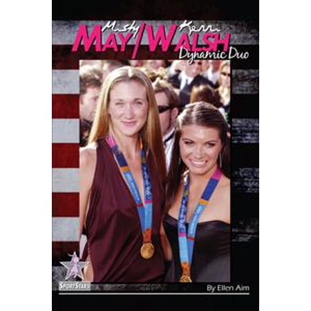 Misty May/Kerri Walsh: Dynamic Duo - eBook (Dynamic Duo Halloween)