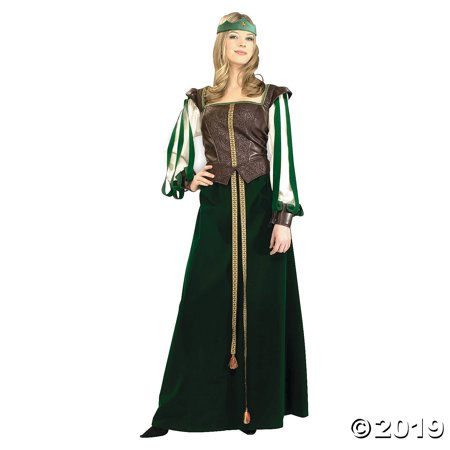 Robin Hood And Maid Marian Costumes (Women's Robin Hood Maid Marian Costume -)