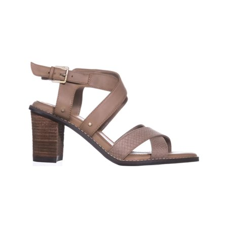 Dr. Scholl's Precise Strappy Heeled Sandals, Putty - image 4 de 6