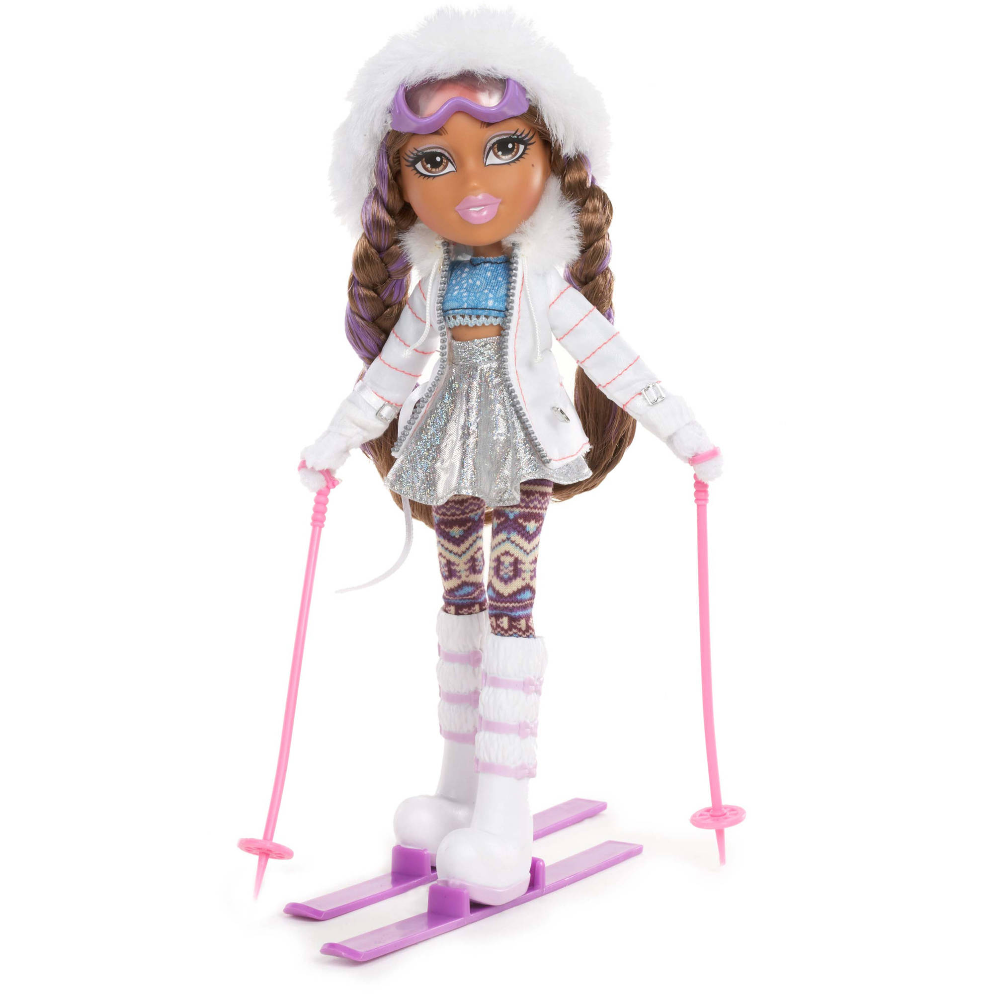 Bratz SnowKissed Doll, Yasmin by MGA Entertainment