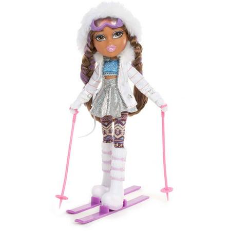 Bratz SnowKissed Doll, Yasmin (Bratz Baby Dolls)