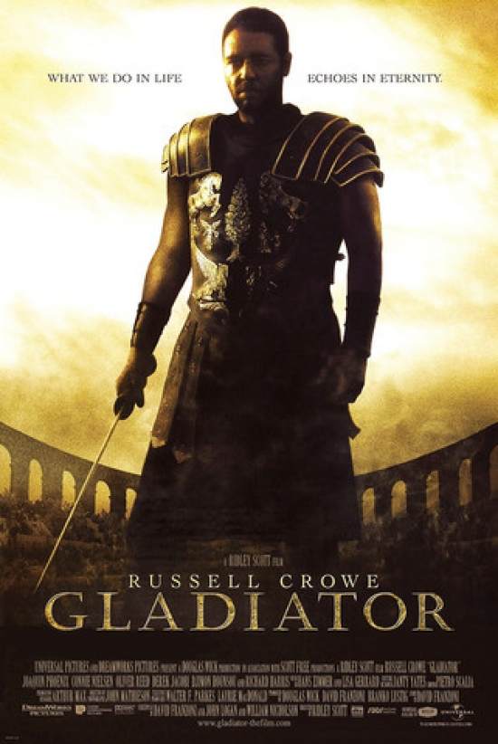 Gladiator Movie Poster Print Movie Poster Print Poster Poster Print by Poster Import