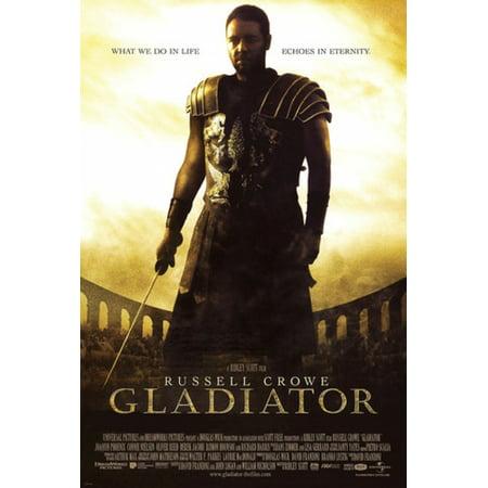 Gladiator Movie Poster Print Movie Poster Print Poster Poster Print](Gladiator Boy)