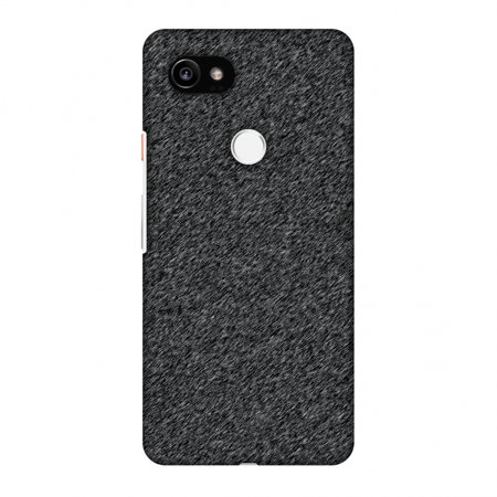 Google Pixel 2 XL Case, Premium Handcrafted Printed Designer Hard Snap On Case Back Cover with Screen Cleaning Kit for Google Pixel 2 XL - Carbon Fibre Redux 16