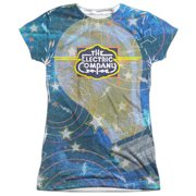 Electric Company Electrifying Juniors Sublimation Shirt