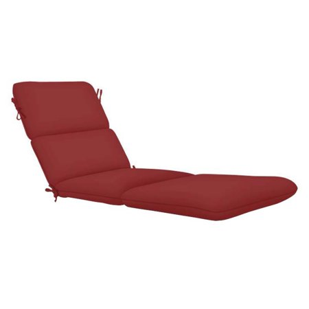 Universal Chaise Cushion 74 x 22 in - Paprika