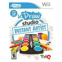 UDraw Studio Instant Artist - Nintendo Wii (Refurbished)