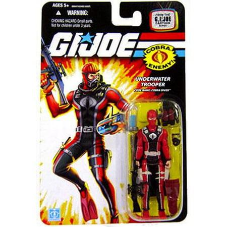 GI Joe Wave 12 Cobra Diver Action Figure