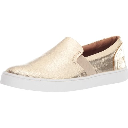 Frye Women's Ivy Slip Shoe, Gold, 6   M M US - image 1 of 1