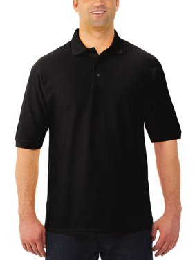 6ab074fc3 Men s Big and Tall Polo Shirts - Walmart.com - Walmart.com