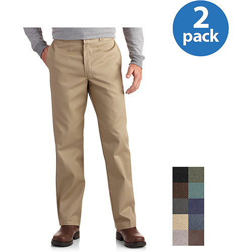 Dickies Big Men;s 874 Traditional Work Pants, 2 Pack Your Choice