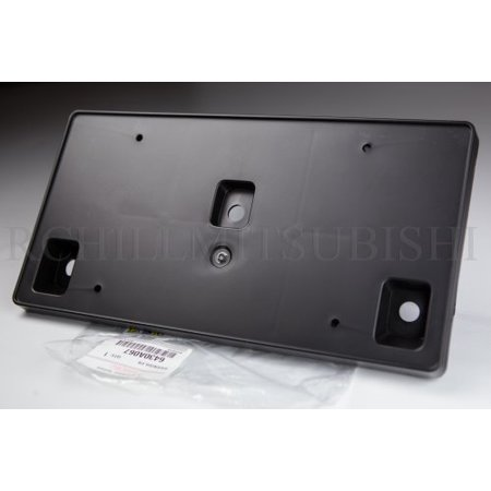 MITSUBISHI 6430A067 GENUINE OEM FACTORY ORIGINAL LICENSE (Factory Oem Auto)