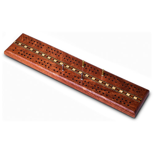 Sterling Games Wooden Double Track Cribbage