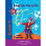 English for Life Learner's Book Grade 5 Home Language - eBook