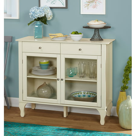 - Layla 2-Drawer Buffet, Multiple Colors