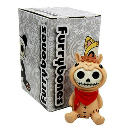 Furry Bones Mel The Desert Camel Suit Skeleton Monster Sit Up Ornament Figurine](Bane Suit)