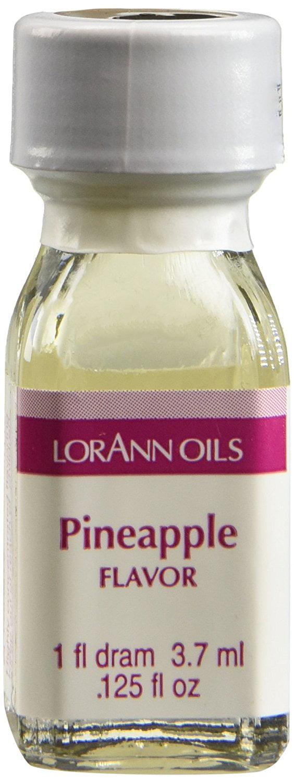 Pineapple LorAnn Oils 1 Dram Food Flavouring Oils