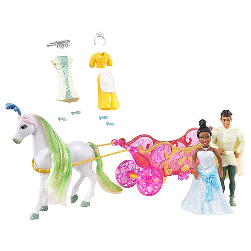 Disney Princess Favorite Moments the Princess and the Frog Deluxe Gift Set by