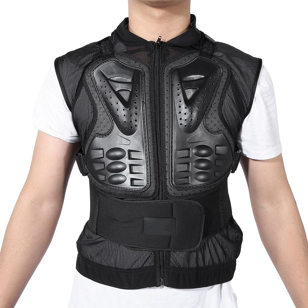 Greensen Motorcycle Vest Motorbike Armor Vest Vest Motorcycle Riding Chest Sleeveless Body Armor Protector Body Motocross Off-Road Racing Vest Protective Gear Jacket for Biking Skiing Cross-Country