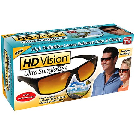 As Seen on TV HD Vision Ultra (List Of All Sunglasses Brands)