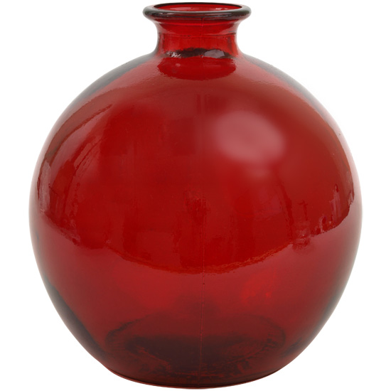 Couronne Ball Recycled Glass Container, G5464, 6.75 inches tall, 66 oz capacity