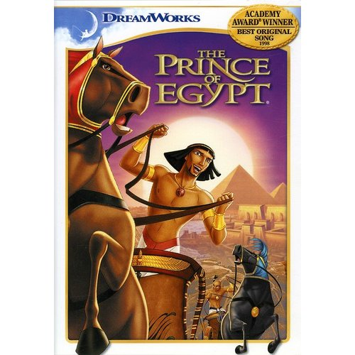 The Prince Of Egypt (Anamorphic Widescreen)
