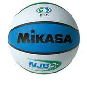 Mikasa NJB Indoor Rubber Basketball, Intermediate